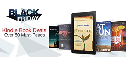 Black Friday Kindle Book Deals