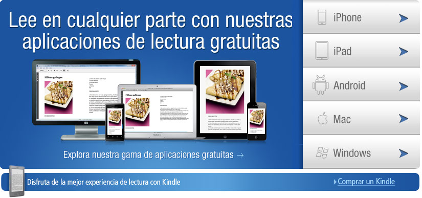 Descarga Gratis Kindle para iPhone, iPad, Android, Mac y Windows