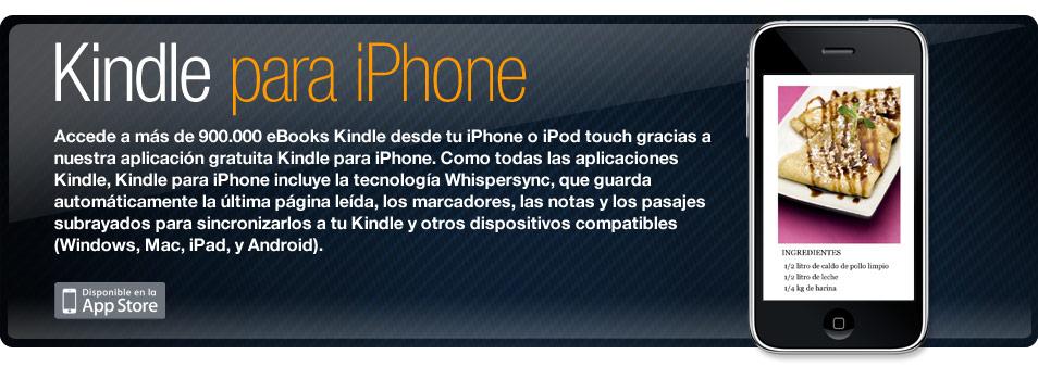 Funciones de la aplicación Kindle para iPhone que no te puedes perder