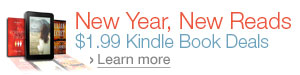 200 Kindle Book Bargains