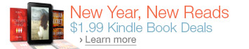 New Year, New Reads: $1.99 Each