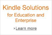 Kindle Business & Education Sales