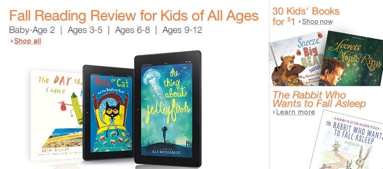 Amazon.com: Kindle Children books, eBooks, Read Best Sellers online.