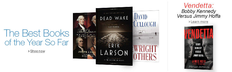 Best History Books of the Year So Far