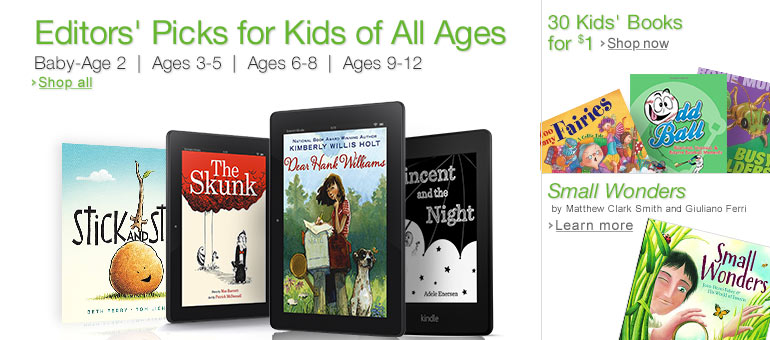 Amazon.com: Kindle Children books for 6 yrs, 7 yrs and 8 yrs old, Kids eBooks, Read Best Sellers