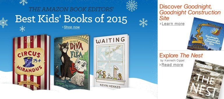 Best Children's Books of the Year