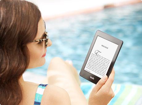 Bán Máy đọc sách Kindle Paperwhite tại Hà Nội