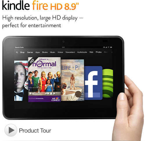 Best Price on Kindle Fire - $20 - $40 Off Kindle Fire HD & HDX + Pay Over Time!