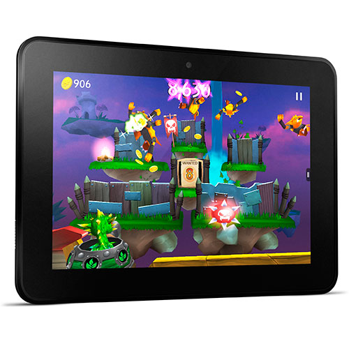 Kindle Fire HD 4G Tablet