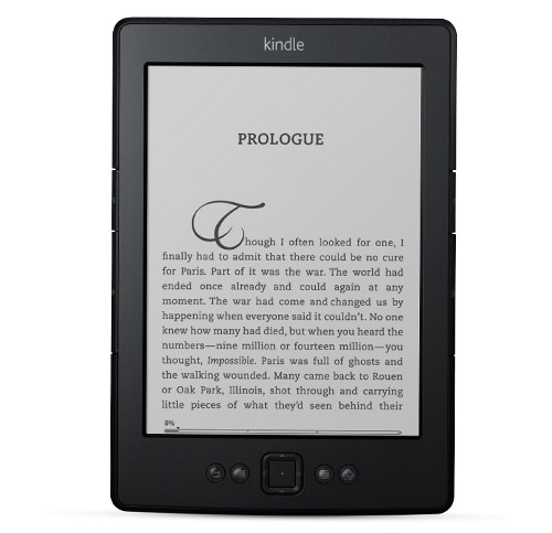 Kindle – Released 2013 – Fact Sheet
