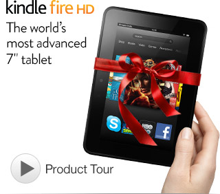 Kindle Fire HD - 7 HD Display - more details....