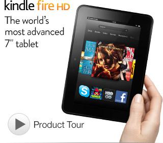Kindle Power HD Tablet