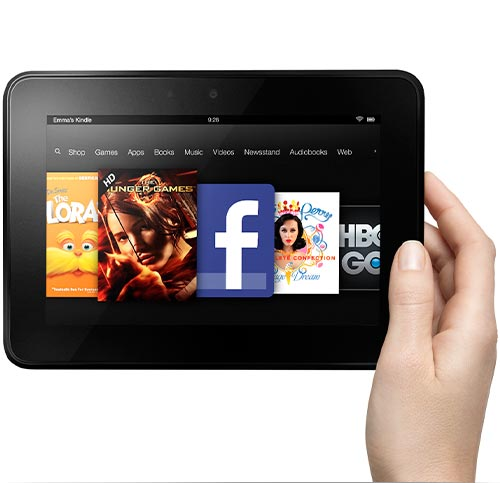 Kindle PC - Kindle Fire HD