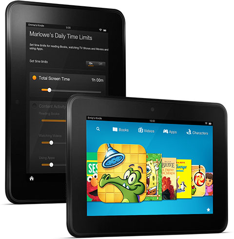 "Amazon's New ""FreeTime"" Parental Controls for the Kindle Fire: Potentially Very Cool, But Right Now? Not Quite Ready for Prime Time"