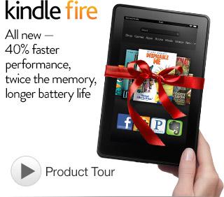 Amazon - Kindle Fire 7