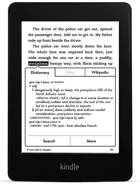 Best Price on Kindle - $24 Off Kindle Paperwhite Today Only! {Refurbished}