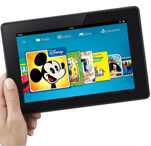 Updated Kindle Fire HD 2013 - Best Gadgets Outlet