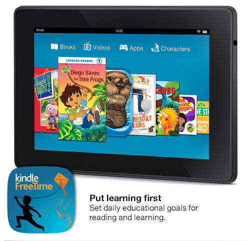 Best Price on Kindle - Pay for Your Kindle or Kindle Fire HD in 5 Monthly Payments!!