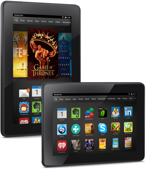 Kindle Fire HDX - Best Gadgets Outlet