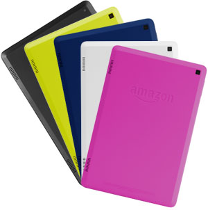 Fire HD Colors