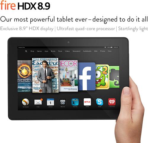 Fire HDX 8.9