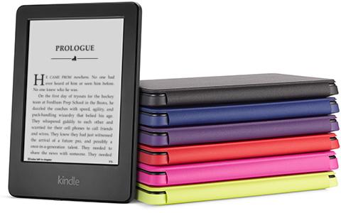 kindle book reader app