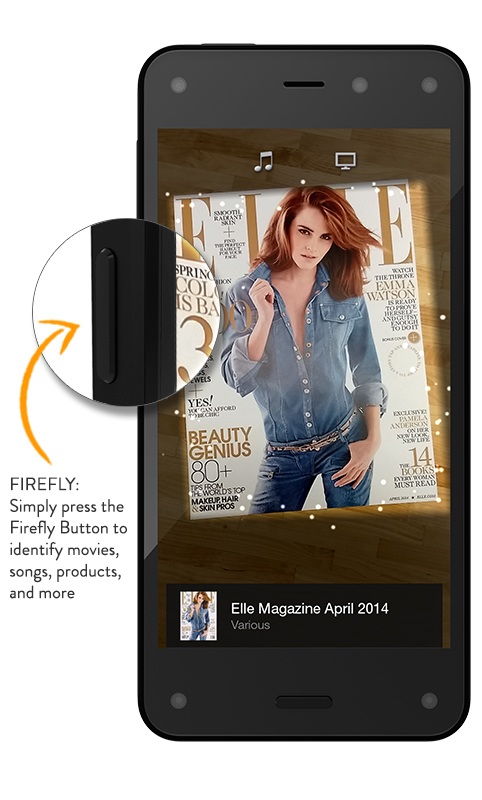 New Amazon Fire Phone