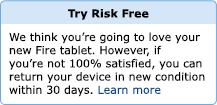 Try Risk Free