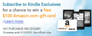 Sign up for Kindle Exclusives email and discover great deals on top-rated books
