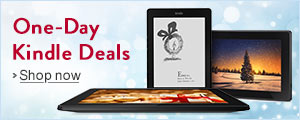 One-Day Kindle Deals
