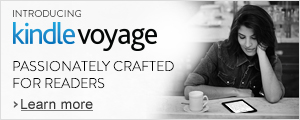 Kindle Voyage - Our Most Advanced E-reader Ever