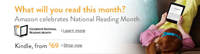 Celebrate National Reading Month