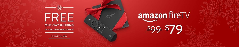 $20 off Amazon Fire TV