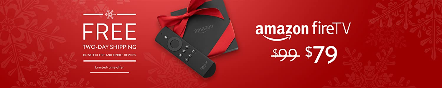 $20 off Amazon Fire TV