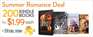 Kindle Summer Romance Deal
