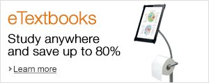 Study anywhere with Kindle eTextbooks and save up to 80%
