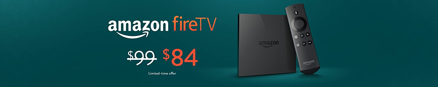 $15 Off Amazon Fire TV