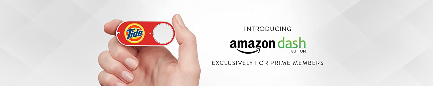 Introducing Amazon Dash Button
