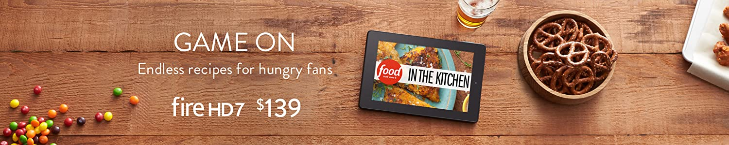 Fire HD 7: Game On