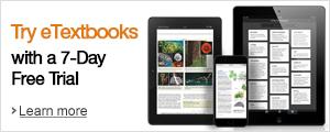 eTextbooks - 7-Day Free Trials