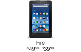 $10 Off All-New Fire