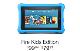 $20 Off Fire Kids Edition