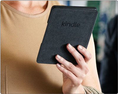 Protect Kindle Touch on the go