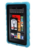 Gumdrop Cases Drop Tech Series Case for Kindle Fire, Blue