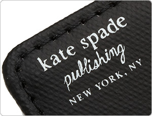 kate spade Kindle Cover Logo Detail