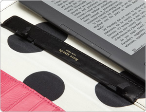 kate spade Kindle Cover Hinge Detail