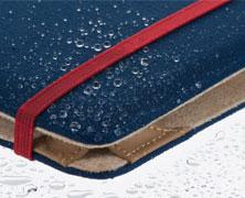 ScotchGard treated canvas  repels liquids