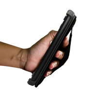 Hand strap for one-handed use