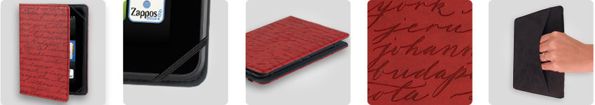 Verso Cities Cover for Kindle Fire HD 7