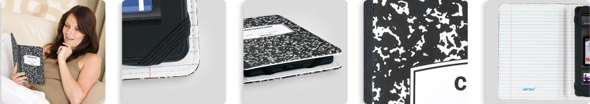 Verso Scholar E-Reader Cover for Kindle Fire and Kindle Keyboard